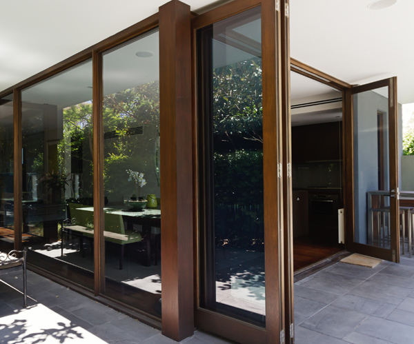 Home BiFold Doors