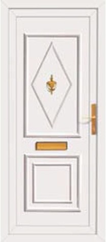 Panel Door Arbury 219x500