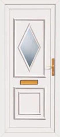 Panel Door Arbury1 219x500