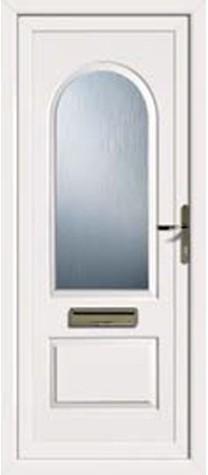Panel Door Arley1 219x500