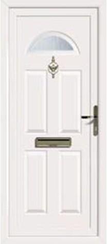 Panel Door Aston1 219x500