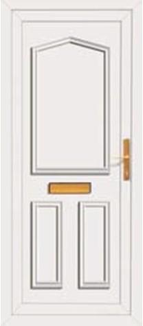 Panel Door Belgrave 219x500