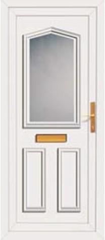 Panel Door Belgrave1 219x500