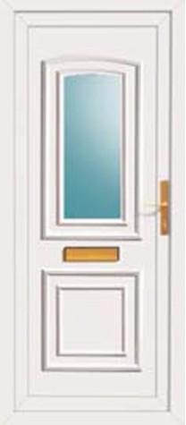 Panel Door Bicton1 219x500
