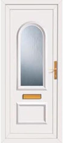Panel Door Bramall1 219x500