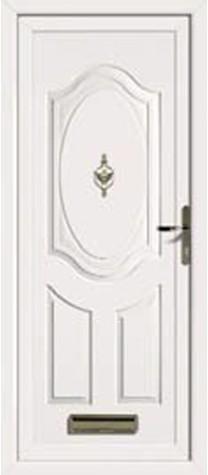 Panel Door Broughton Gosfield 219x500