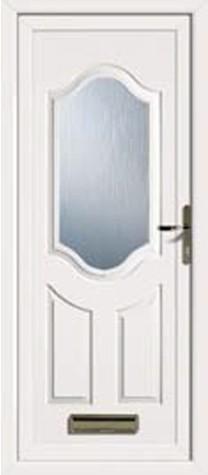 Panel Door Broughton1 219x500