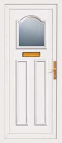 Panel Door Burghley1 219x500