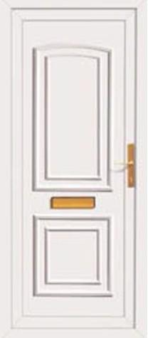 Panel Door Carlton Bicton 219x500