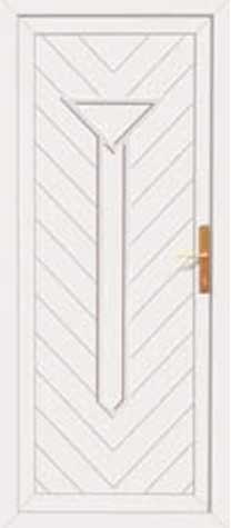 Panel Door Catton 219x500