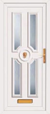 Panel Door Elsham4. 219x500