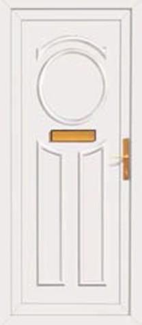 Panel Door Goodwood 219x500