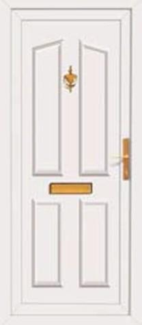 Panel Door Hagley 219x500