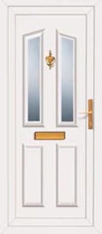 Panel Door Hagley2 219x500