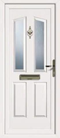 Panel Door Hardford2 219x500