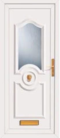 Panel Door Heaton1 219x500