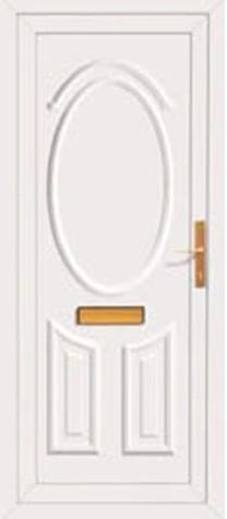 Panel Door Kenilworth 219x500