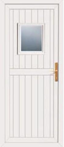 Panel Door Kirkley1 219x500