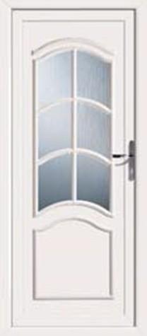 Panel Door Manzanares 219x500