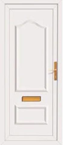 Panel Door Newby 219x500