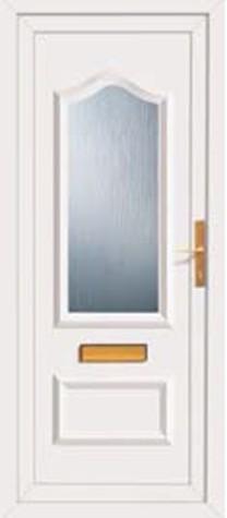 Panel Door Newby1 219x500