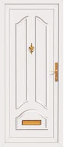 Panel Door Normanby 219x500