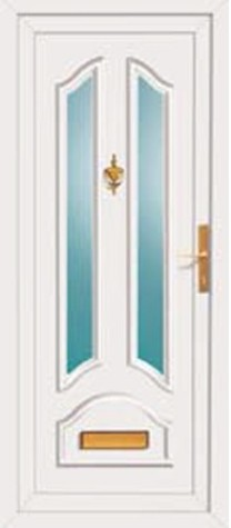 Panel Door Normanby2 219x500