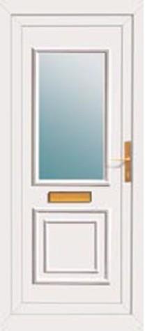 Panel Door Oakwell Classic 219x500