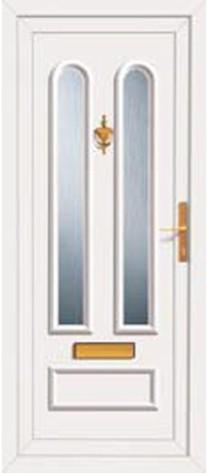 Panel Door Ragley2 219x500