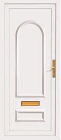 Panel Door Thoresby 219x500