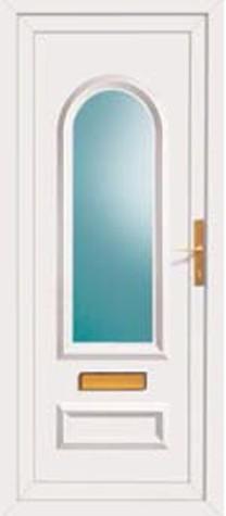 Panel Door Thoresby1 219x500