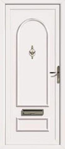 Panel Door Whitley 219x500