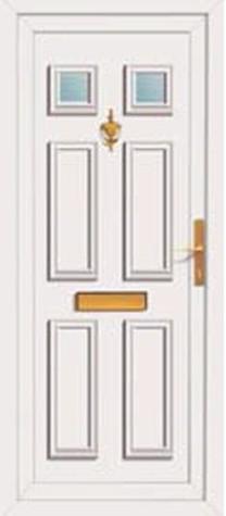 Panel Door Winslow2 219x500