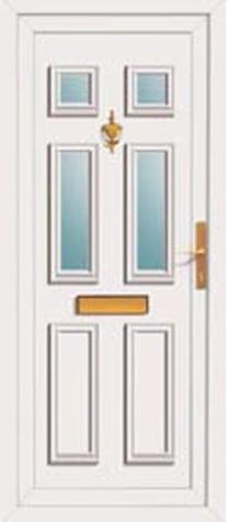 Panel Door Winslow4 219x500